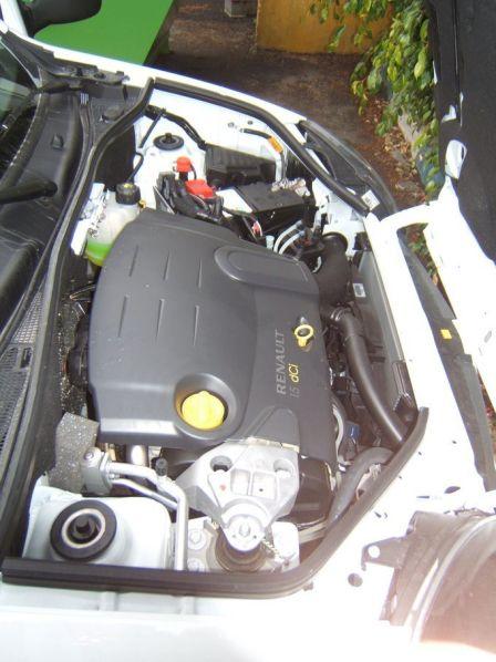 Renault Kangoo 2008 - отзыв владельца