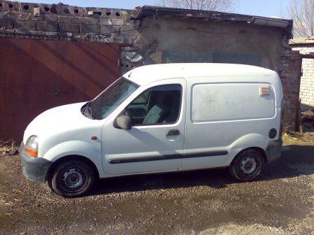 Renault Kangoo 1999 - отзыв владельца