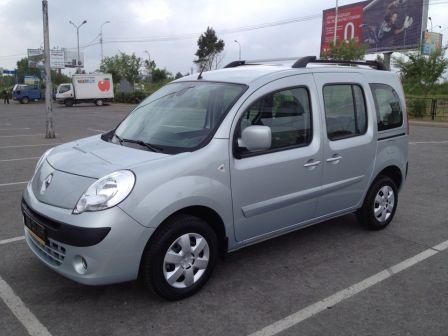 Renault Kangoo 2012 - отзыв владельца