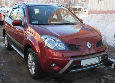 Renault Koleos, 2008