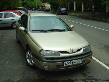 Renault Laguna, 2000