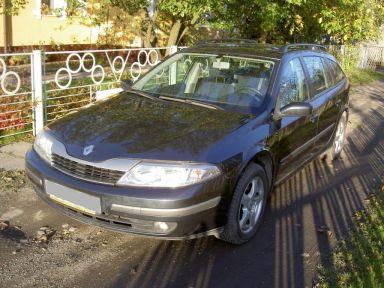 Renault Laguna 2003 отзыв автора | Дата публикации 30.11.2012.