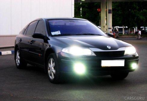 Renault Laguna 2005 - отзыв владельца