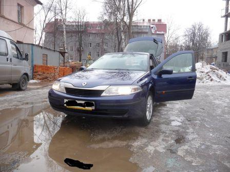 Renault Laguna 2004 - отзыв владельца