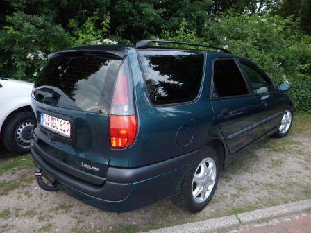 Renault Laguna 1997 - отзыв владельца