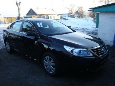 Renault Latitude 2011 - отзыв владельца