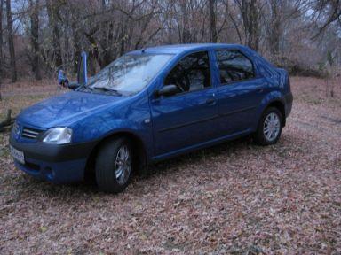 Renault Logan, 2005