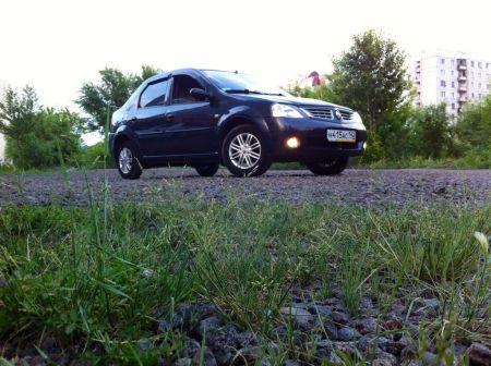 Renault Logan 2006 - отзыв владельца