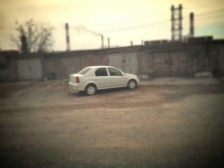 Renault Logan 2010 - отзыв владельца