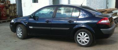Renault Megane 2007 отзыв автора | Дата публикации 09.11.2011.
