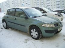 Renault Megane 2004 отзыв автора | Дата публикации 31.01.2012.