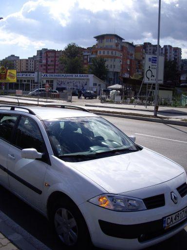 Renault Megane 2007 отзыв автора | Дата публикации 21.10.2010.