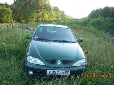 Renault Megane, 2001