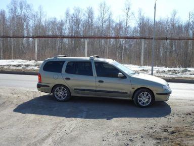 Renault Megane 2000 отзыв автора | Дата публикации 05.07.2011.