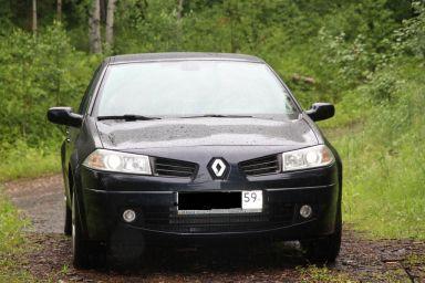 Renault Megane 2007 отзыв автора | Дата публикации 01.09.2011.