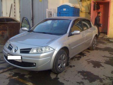 Renault Megane 2008 отзыв автора | Дата публикации 24.10.2011.