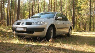 Renault Megane 2005 отзыв автора | Дата публикации 25.10.2011.