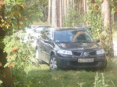 Renault Megane 2007 отзыв автора | Дата публикации 03.12.2011.