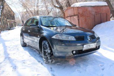 Renault Megane 2005 отзыв автора | Дата публикации 24.03.2014.