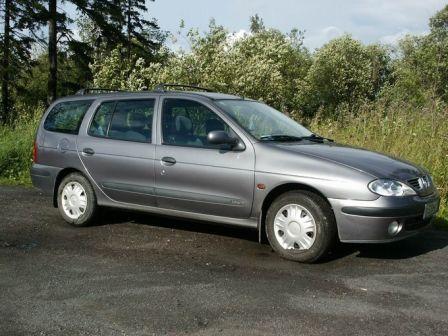 Renault Megane 1999 - отзыв владельца