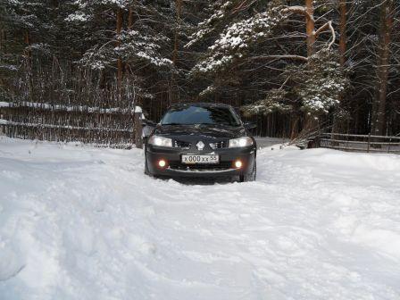 Renault Megane  - отзыв владельца