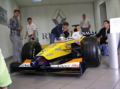 Renault R19 2005 отзыв автора | Дата публикации 05.07.2008.