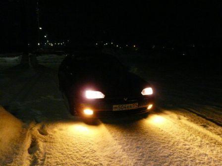 Renault Safrane 1992 - отзыв владельца