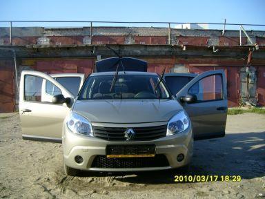 Renault Sandero, 2010