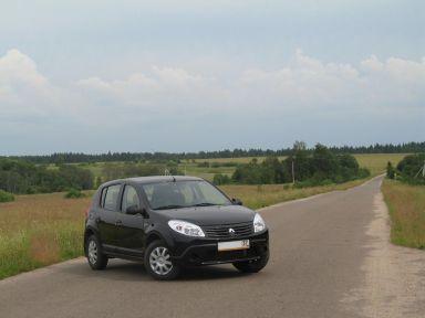 Renault Sandero, 2011