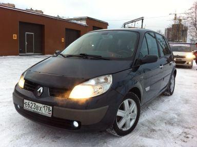 Renault Scenic, 2006