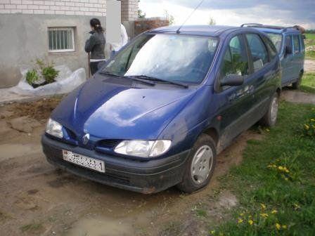 Renault Scenic 1997 - отзыв владельца