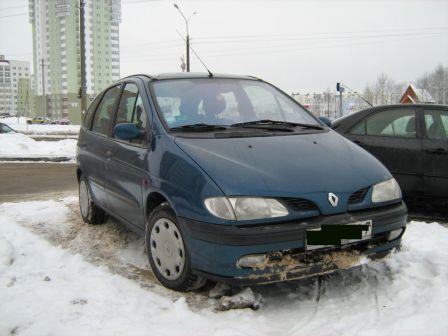 Renault Scenic 1999 - отзыв владельца