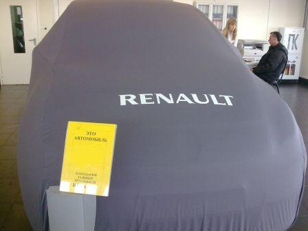 Renault Scenic 2010 - отзыв владельца