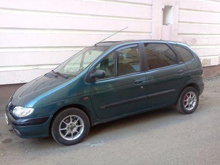 Renault Scenic 1998 - отзыв владельца