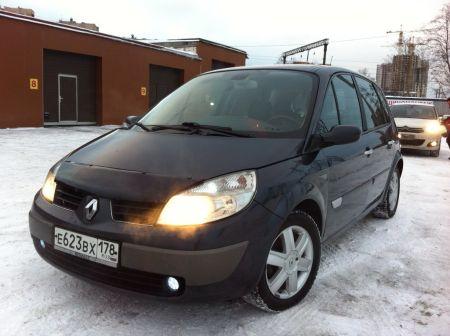 Renault Scenic 2006 - отзыв владельца