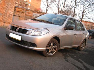 Renault Symbol, 2009