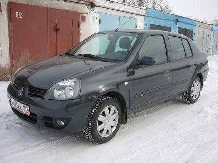Renault Symbol 2007 - отзыв владельца