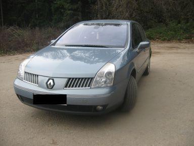 Renault Vel Satis 2002 отзыв автора | Дата публикации 24.03.2012.