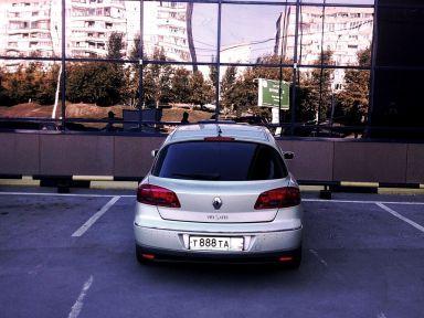 Renault Vel Satis 2003 отзыв автора | Дата публикации 23.12.2012.