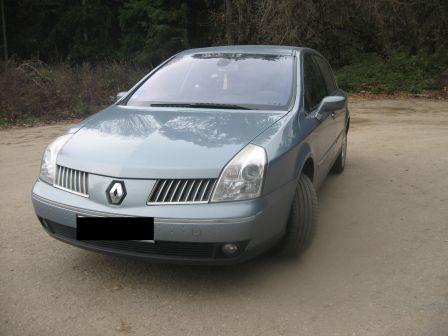 Renault Vel Satis 2002 - отзыв владельца