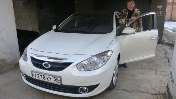 Renault Samsung SM3 2011 - отзыв владельца