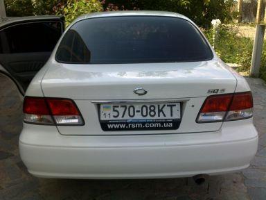 Renault Samsung SM5, 2004