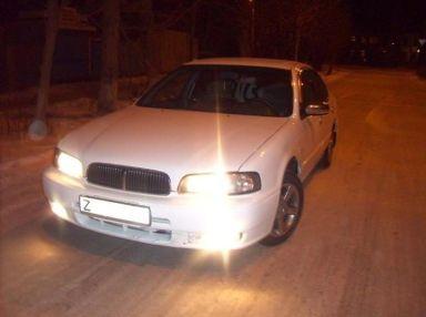 Renault Samsung SM5 1998 отзыв автора | Дата публикации 13.04.2011.
