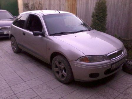 Rover 200 1999 - отзыв владельца