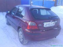 Rover 25, 2002