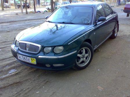 Rover 75 1999 - отзыв владельца