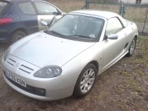 Rover MGF, 2005