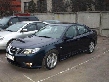 Saab 9-3 2008 отзыв автора | Дата публикации 19.02.2009.