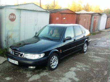 Saab 9-3 1998 отзыв автора | Дата публикации 10.01.2012.