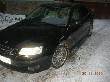 Saab 9-3 2007 отзыв автора | Дата публикации 30.11.2012.